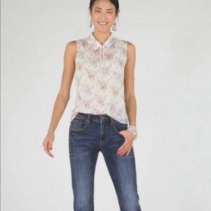 Cabi Essential blouse. Size XL. EUC.